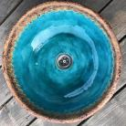 Ceramika i szkło umywalka,umywalka z gliny