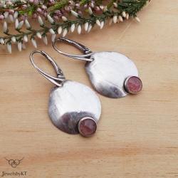 lekkie,błyszczące,kolczyki srebrne,JewelsbyKT - Kolczyki - Biżuteria