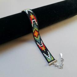branoletka tkana,na prezent - Bransoletki - Biżuteria
