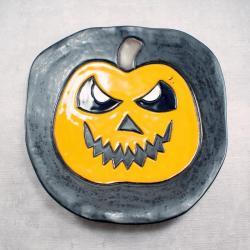 dynia,halloween,ceramika,misa,patera - Ceramika i szkło - Wyposażenie wnętrz