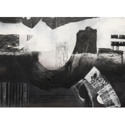 akryl,krajobraz,malarstwo,sztuka,papier,wnętrze - Obrazy - Wyposażenie wnętrz