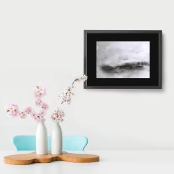 akwarela,krajobraz,malarstwo,sztuka,obraz,wnętrze - Ilustracje, rysunki, fotografia - Wyposażenie wnętrz