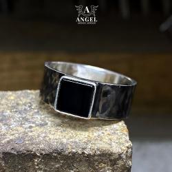 pierścień męski,biżuteria męska - Dla mężczyzn - Biżuteria