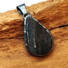 Wisiory turmalin,blask,czerń,gra o tron,szary,mineralny