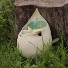 Ceramika i szkło ceramika,pojemnik,na sól